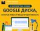Google диск drive ru banner
