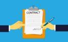 Флэт дизайн контракт договор документы